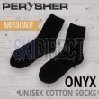 PERYSHER Breathable Extra Comfort Cotton Socks: Anti Bacterial & Blister (Size M)