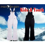 PERYSHER Extra Warm Snowboard Ski Bibs / Pants for Kids & Youth