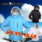 PERYSHER 2014 Dimension Mens Snowboard Jacket / Ski Jacket
