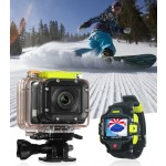 Xplore Full HD Waterproof Action Camcorder Camera + Live Watch XPC-A112W