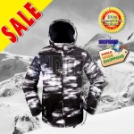 New RIDE Mens Insulated Snowboard Ski Snow Jacket