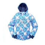 686 GIRLS MANNUAL BELLA SKI/SNOWBOARD JACKET - BLUE