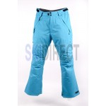 RIDE Mens Phinney Soft Shell Ski / Snowboard Pants - Maya Blue